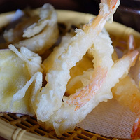 天ぷらの食べ方について